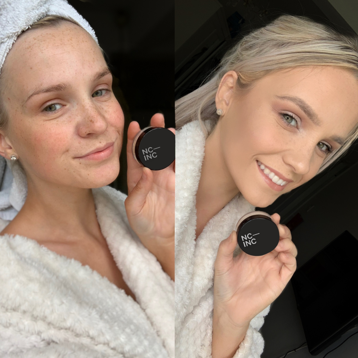 How To Use Mineral Finishing Powder